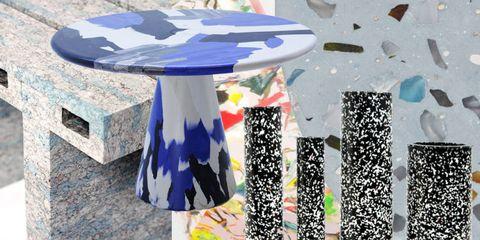 Colorfulness, Paint, World, Majorelle blue, Art paint, Illustration, Painting, Modern art,