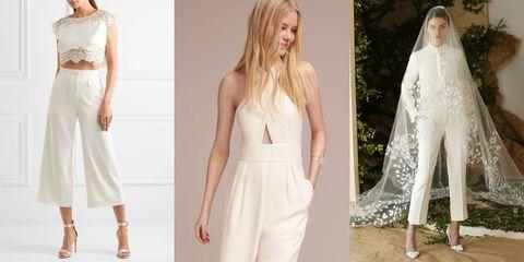 Clothing, White, Dress, Fashion model, Fashion, Shoulder, Lace, Wedding dress, Gown, Neck,