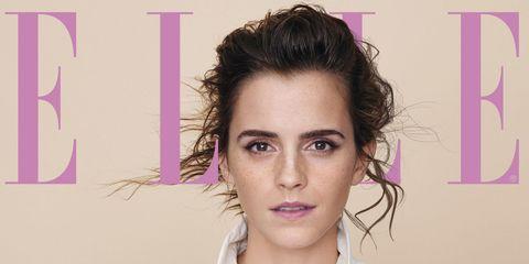 Emma Watson - ELLE mei 2017