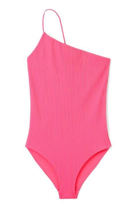 Clothing, Pink, Swimsuit bottom, Swimwear, Briefs, One-piece swimsuit, Bikini, Maillot, Lingerie, Magenta,