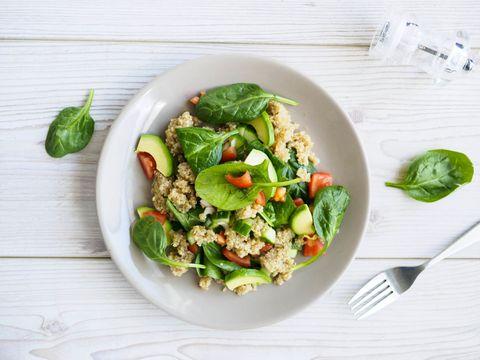 Food, Leaf vegetable, Dishware, Ingredient, Produce, Vegetable, Salad, Cuisine, Tableware, Vegan nutrition,