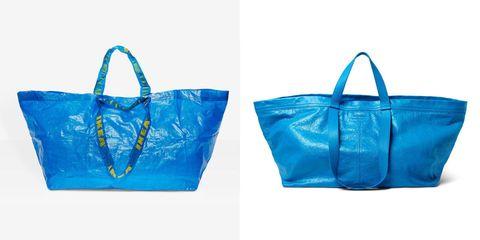 Bag, Handbag, Blue, Aqua, Cobalt blue, Turquoise, Tote bag, Product, Fashion accessory, Azure,