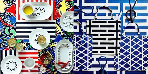 Zwart Wit Servies Ikea.Ikea Komt Met Een Kleurrijke Retrocollectie