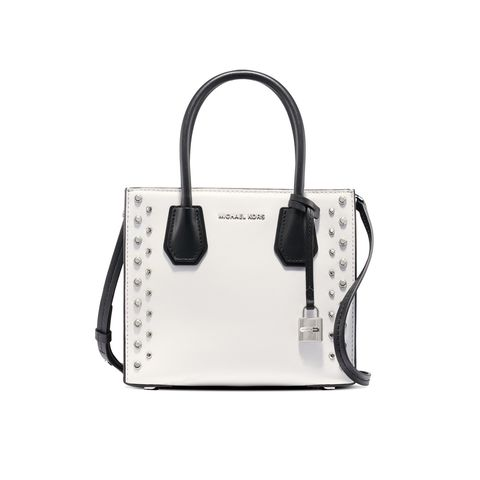 Product, Style, Bag, Black-and-white, Monochrome, Monochrome photography, Shoulder bag, Silver, Leather, Strap,