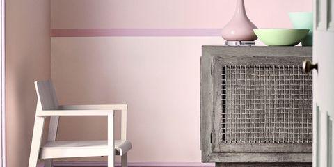 Wall, Purple, Mesh, Home appliance, Still life photography, Ceramic, Major appliance,