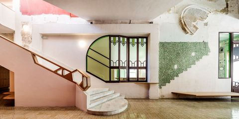 Flores & Prats Architects. Sala Beckett in Barcelona, Spain.