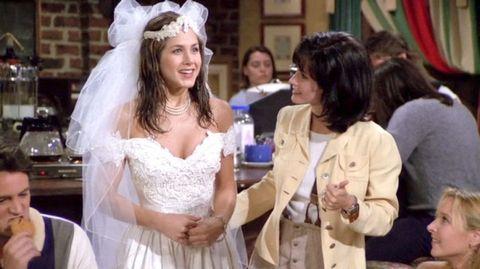 Wedding dress, Photograph, Headpiece, Bride, Veil, Gown, Dress, Bridal clothing, Event, Hair accessory,