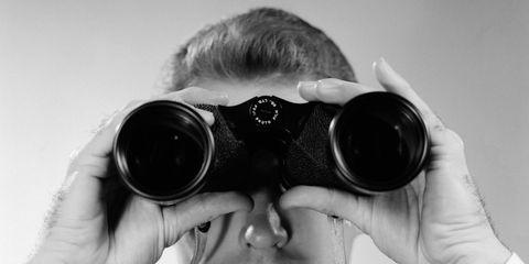 Photograph, Black, White, Photographer, Black-and-white, Binoculars, Photography, Glasses, Snapshot, Cool,