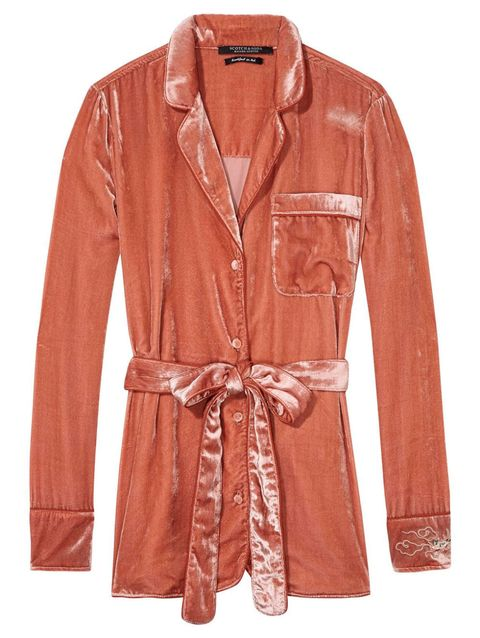 Clothing, Outerwear, Leather, Jacket, Leather jacket, Orange, Sleeve, Textile, Coat, Top,