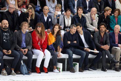 Social group, People, Event, Team, Crowd, Audience, Suit, Tourism,