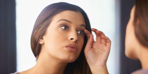 Face, Eyebrow, Hair, Skin, Nose, Cheek, Lip, Chin, Beauty, Head,