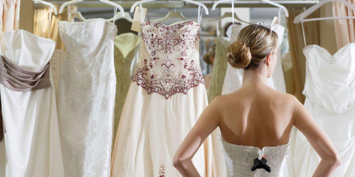 Betere Hier vind je de mooiste vintage trouwjurken DV-07