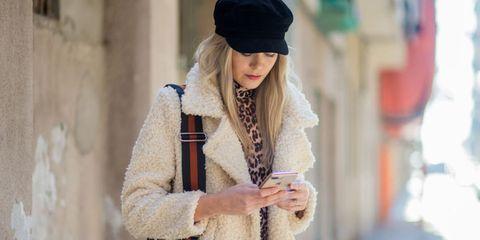 Street fashion, Clothing, Beanie, Fur, Cap, Fashion, Knit cap, Outerwear, Headgear, Textile,