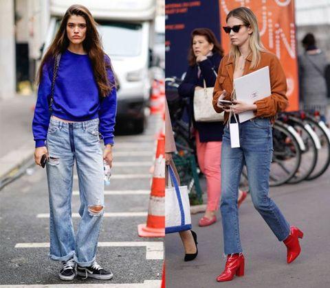 """<p>Er werd in 2017 115 procent meer gezocht op '100 procent cotton denim'. Hè hè, terug naar de basis. We waren die <a href=""""http://www.elle.nl/mode/a567062/laat-de-spijkerbroek-met-rust-thong-jeans/"""" target=""""_blank"""" data-tracking-id=""""recirc-text-link"""">gescheurde jeans</a> toch al een beetje beu.&nbsp;</p><p><br></p><p><br><span class=""""redactor-invisible-space"""" data-verified=""""redactor"""" data-redactor-tag=""""span"""" data-redactor-class=""""redactor-invisible-space""""></span></p>"""