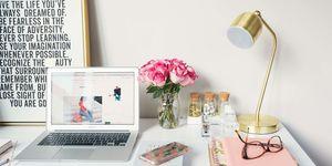 Productiever en creatiever worden begint bij het inrichten van je werkruimte.