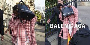Balenciaga campagne spring/summer 2018