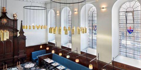 Hotel kerk Londen