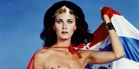 Wonder Woman, Lip, Justice league, Fictional character, Black hair, Superhero,