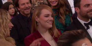 Emma Stone & Jennifer Lawrence bij de Oscars 2018