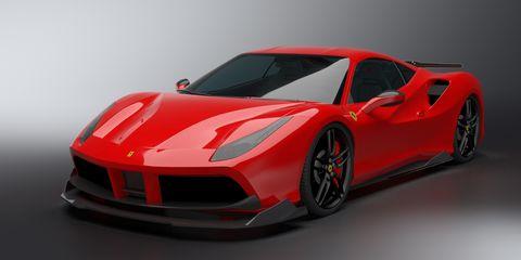 Mode of transport, Automotive design, Vehicle, Land vehicle, Automotive lighting, Transport, Car, Red, Automotive exterior, Supercar,
