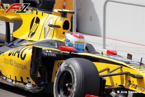 Automotive design, Automotive tire, Open-wheel car, Yellow, Formula one tyres, Formula one, Motorsport, Car, Automotive wheel system, Formula one car,