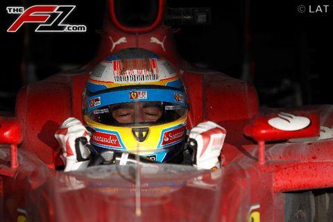 Red, Personal protective equipment, Race track, Helmet, Sports gear, Logo, Racing, Carmine, Race car, Motorsport,