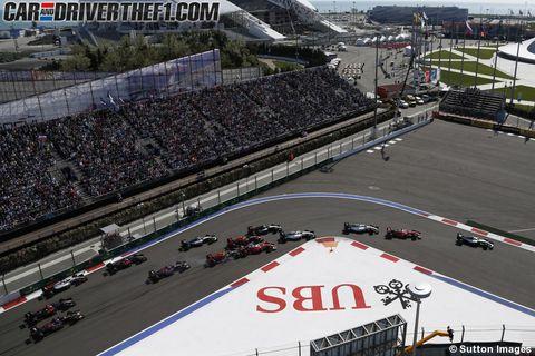 Motor vehicle, Automotive tire, Race track, Urban design, Motorsport, Lane, Race car, Racing, Touring car racing, Auto racing,