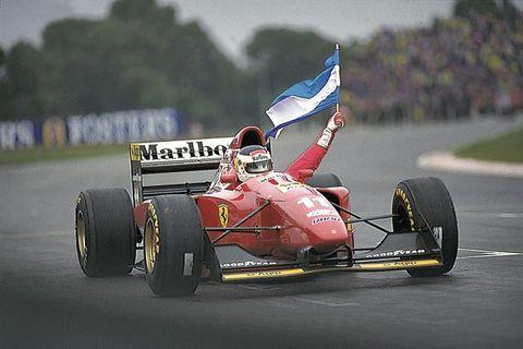 Historia: Cuando Carlos Reutemann dijo basta
