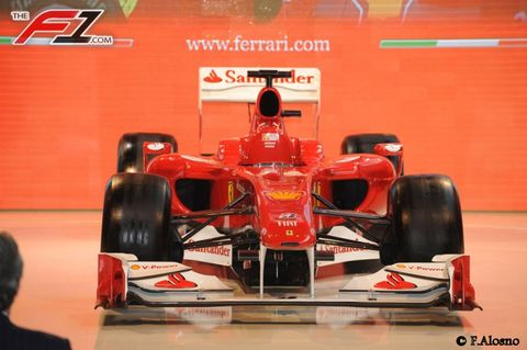 Automotive tire, Automotive design, Open-wheel car, Vehicle, Automotive exterior, Car, Red, Formula one car, Formula one, Race car,