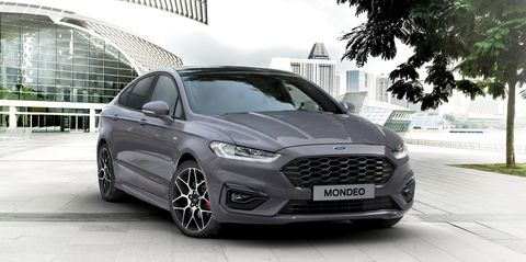 ford mondeo 2019 5p frontal
