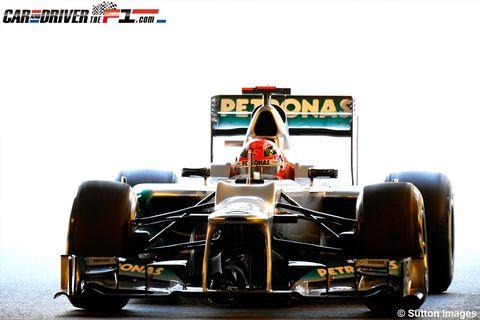 Tire, Automotive tire, Automotive design, Open-wheel car, Formula one tyres, Vehicle, Automotive exterior, Formula one car, Motorsport, Formula one,