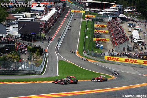 Road, Race track, Automotive design, Infrastructure, Sport venue, Asphalt, Road surface, Automotive tire, Street, Motorsport,