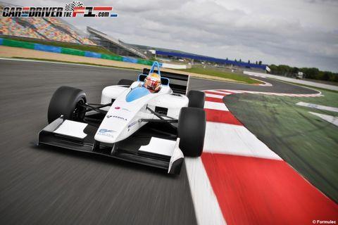 Automotive tire, Automotive design, Mode of transport, Race track, Open-wheel car, Sport venue, Formula one car, Motorsport, Formula one, Formula racing,