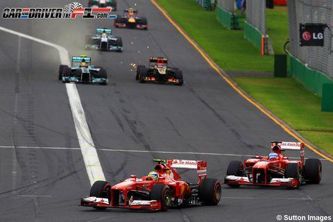 Tire, Wheel, Mode of transport, Automotive tire, Automotive design, Race track, Vehicle, Sport venue, Land vehicle, Motorsport,