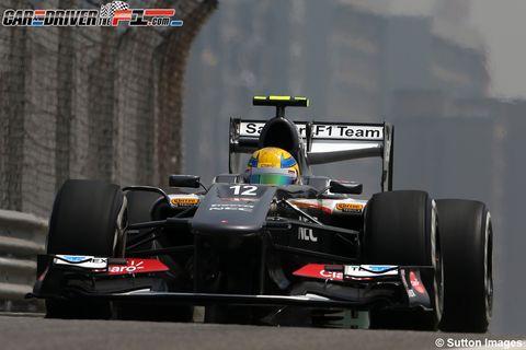 Automotive tire, Automotive design, Open-wheel car, Formula one tyres, Automotive exterior, Formula one car, Formula one, Car, Automotive wheel system, Race car,