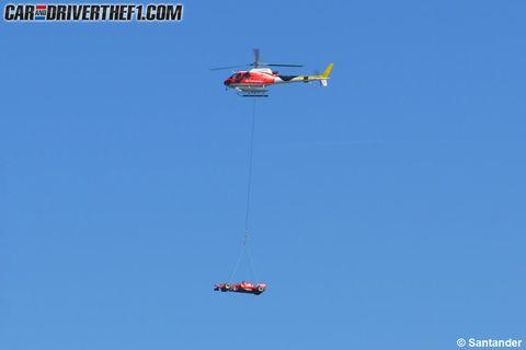 Helicopter, Mode of transport, Sky, Transport, Rotorcraft, Aircraft, Air travel, Helicopter rotor, Aviation, Flight,