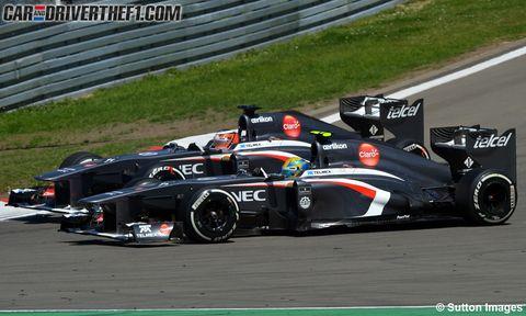 Tire, Automotive tire, Automotive design, Open-wheel car, Automotive wheel system, Race track, Formula one tyres, Motorsport, Car, Formula one car,