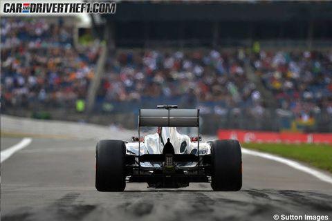 Tire, Wheel, Automotive tire, Automotive design, Open-wheel car, Formula one tyres, Automotive wheel system, Motorsport, Auto part, Car,