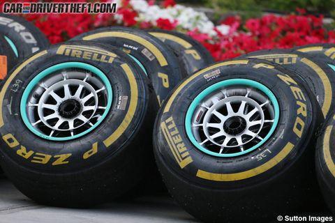 Tire, Automotive tire, Green, Automotive wheel system, Automotive design, Rim, Formula one tyres, Synthetic rubber, Tread, Auto part,