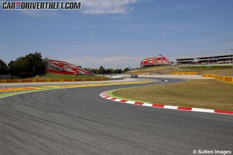 Race track, Infrastructure, Road, Sport venue, Asphalt, Red, Road surface, Carmine, Racing, Motorsport,