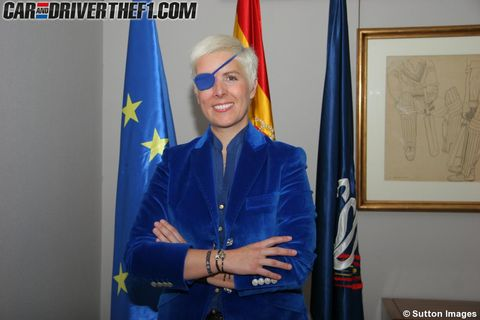 Flag, Collar, Government, Fashion accessory, Electric blue, Picture frame, Cobalt blue, Blazer, Bracelet, Official,