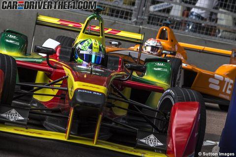 Automotive design, Yellow, Open-wheel car, Formula one, Motorsport, Racing, Race car, Automotive exterior, Formula one tyres, Automotive tire,