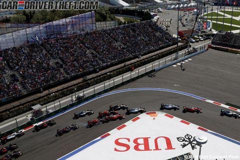Motor vehicle, Sport venue, Race track, Automotive tire, Motorsport, Racing, Urban design, Auto racing, Race car, Lane,