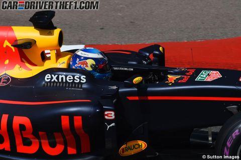 Automotive design, Automotive tire, Open-wheel car, Formula one, Red, Formula one car, Racing, Formula one tyres, Race car, Logo,