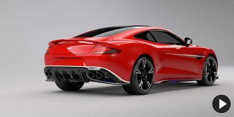 Land vehicle, Vehicle, Car, Sports car, Automotive design, Performance car, Supercar, Aston martin vanquish, Coupé, Personal luxury car,