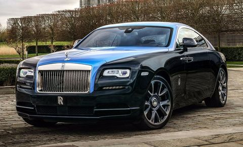 Land vehicle, Vehicle, Luxury vehicle, Car, Rolls-royce, Sedan, Rolls-royce wraith, Rolls-royce phantom, Automotive design, Rolls-royce ghost,