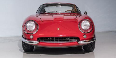 Land vehicle, Vehicle, Car, Ferrari 275, Coupé, Sports car, Classic car, Convertible, Sedan,