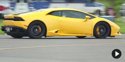 Land vehicle, Vehicle, Car, Supercar, Sports car, Automotive design, Yellow, Lamborghini, Motor vehicle, Transport,
