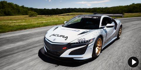 Land vehicle, Vehicle, Car, Sports car, Automotive design, Supercar, Performance car, Honda, Honda nsx, Coupé,