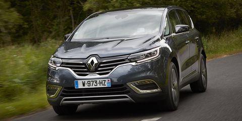 Land vehicle, Vehicle, Car, Automotive design, Motor vehicle, Minivan, Renault espace, Luxury vehicle, Compact car, Concept car,